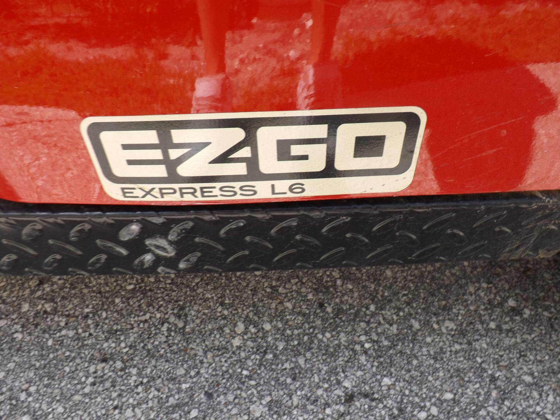 2018 E-Z-GO Express L6 Electric in Lakeland, Florida - Photo 22