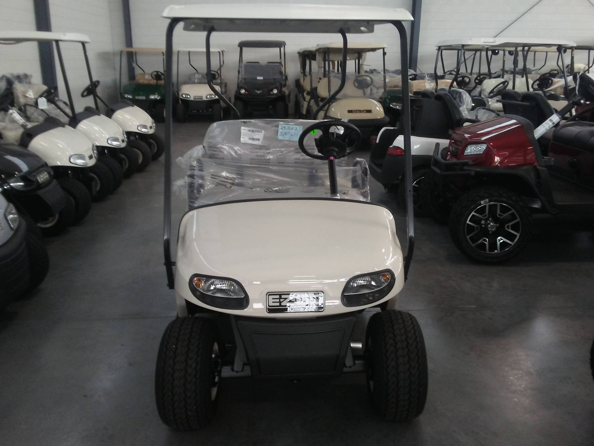 2019 E-Z-Go Freedom TXT (PVT) Electric in Lakeland, Florida - Photo 4
