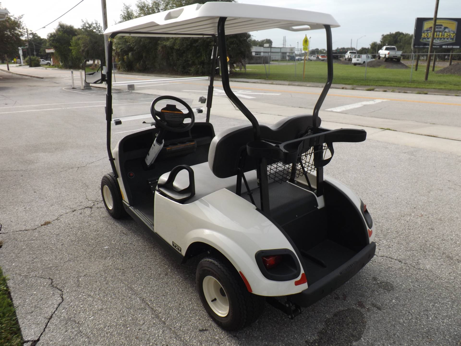 2019 E-Z-GO Freedom TXT Electric in Lakeland, Florida - Photo 5
