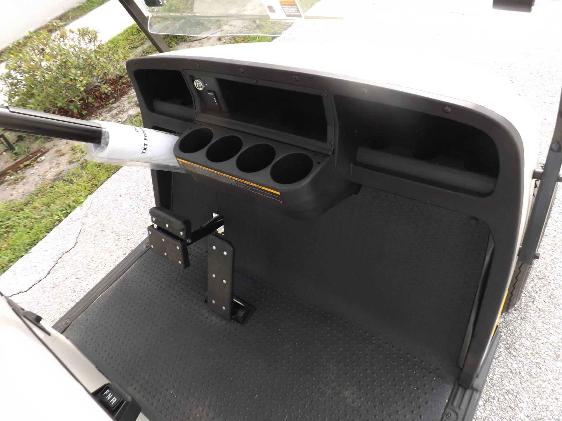 2019 E-Z-GO Freedom TXT Electric in Lakeland, Florida - Photo 8