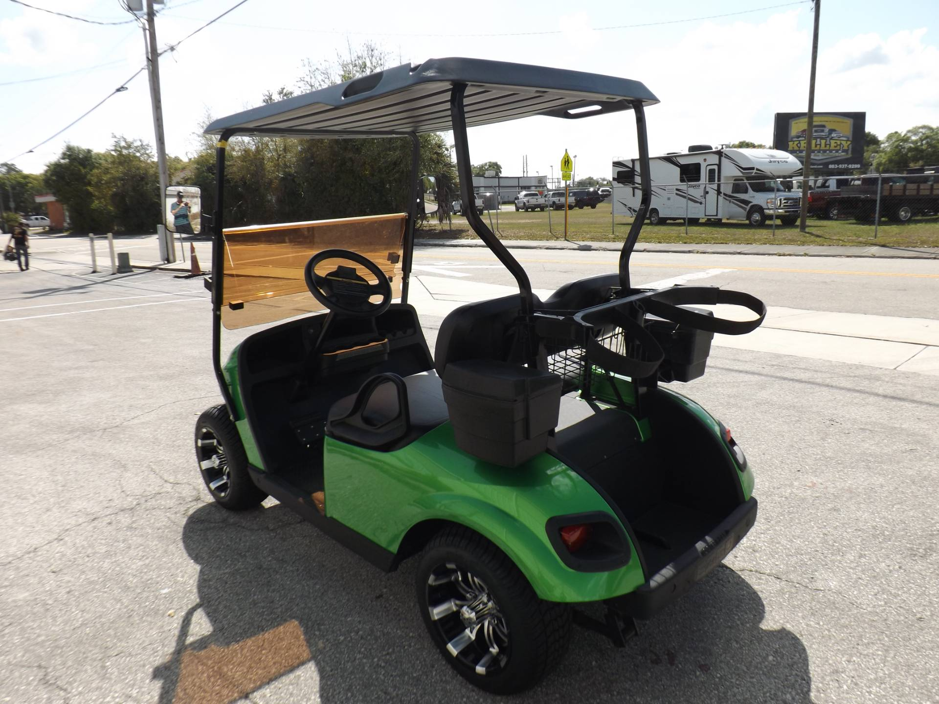 2014 E-Z-GO TXT Electric in Lakeland, Florida - Photo 5