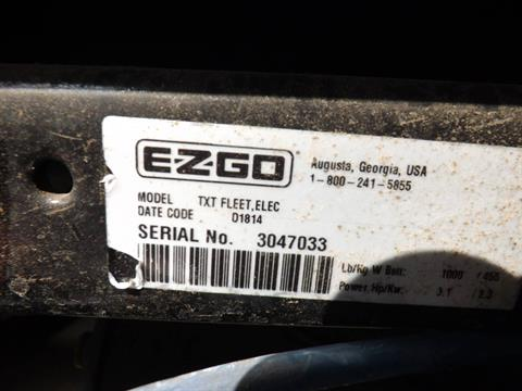2014 E-Z-GO TXT Electric in Lakeland, Florida - Photo 15
