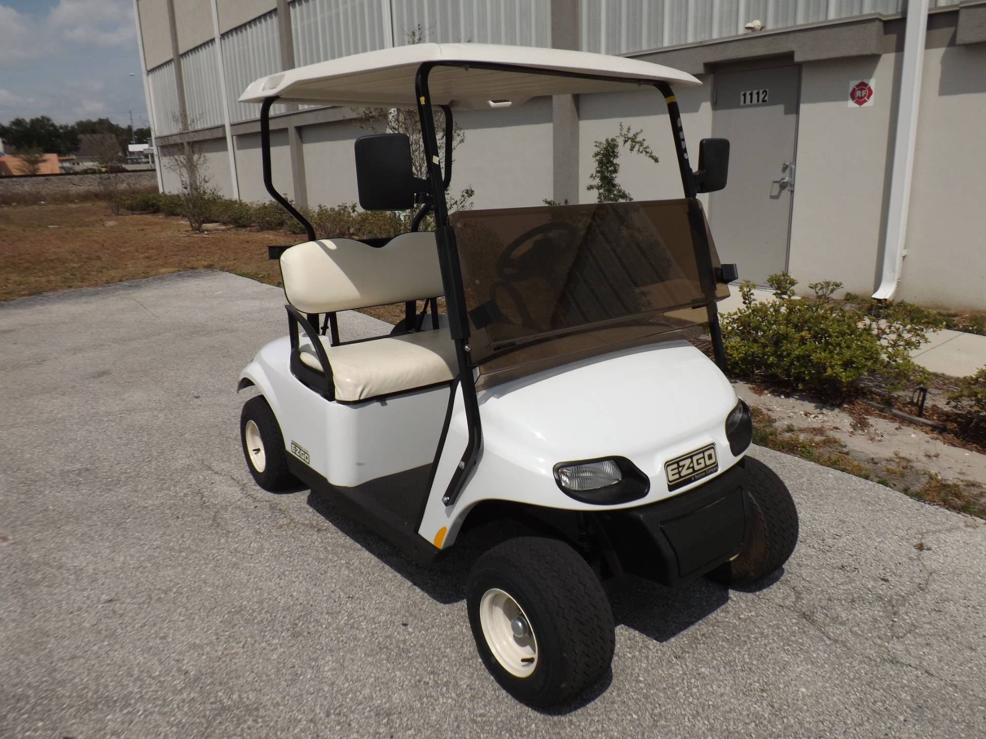 2017 E-Z-GO Personal Freedom TXT Electric in Lakeland, Florida - Photo 1