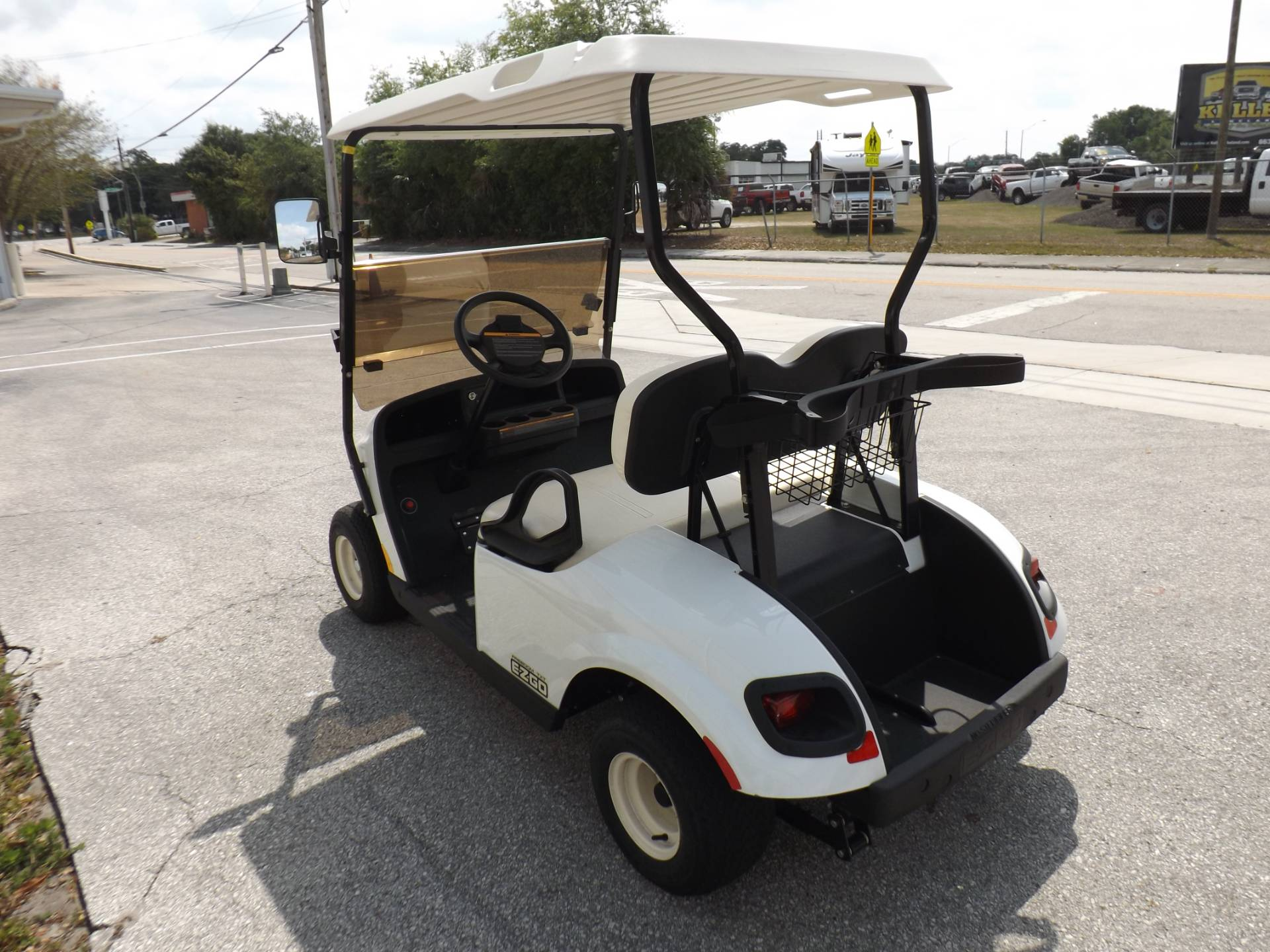 2017 E-Z-GO Personal Freedom TXT Electric in Lakeland, Florida - Photo 5
