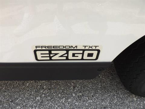 2017 E-Z-GO Personal Freedom TXT Electric in Lakeland, Florida - Photo 15
