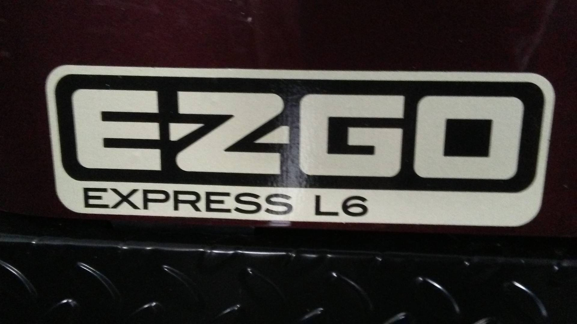 2018 E-Z-Go Express L6 Gas in Lakeland, Florida - Photo 3