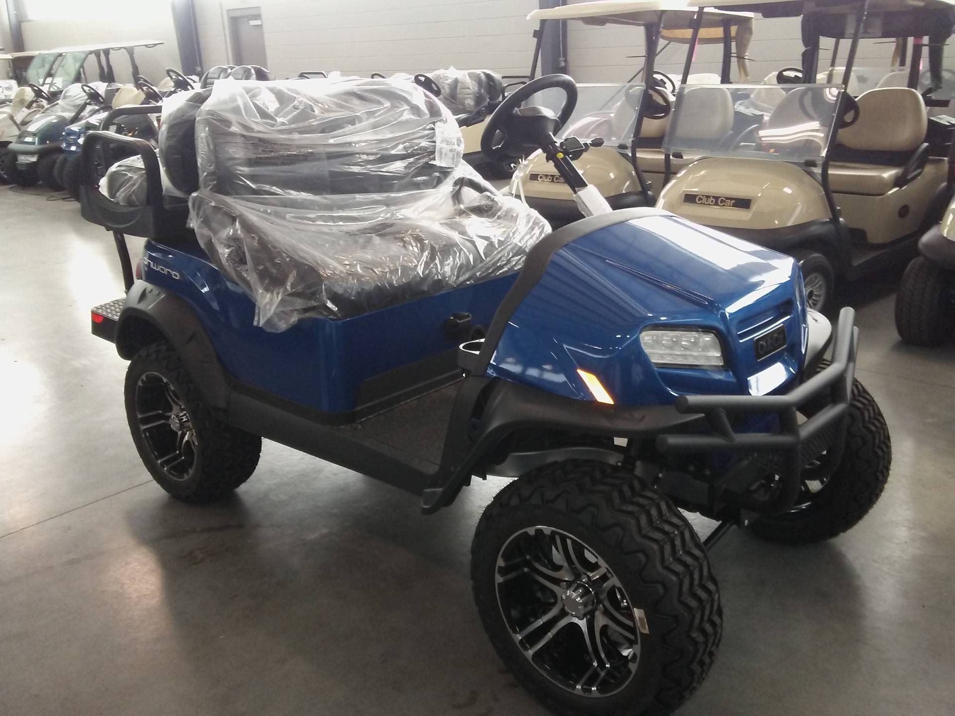 2019 Club Car Onward Lifted 4 Passenger Electric in Lakeland, Florida - Photo 1