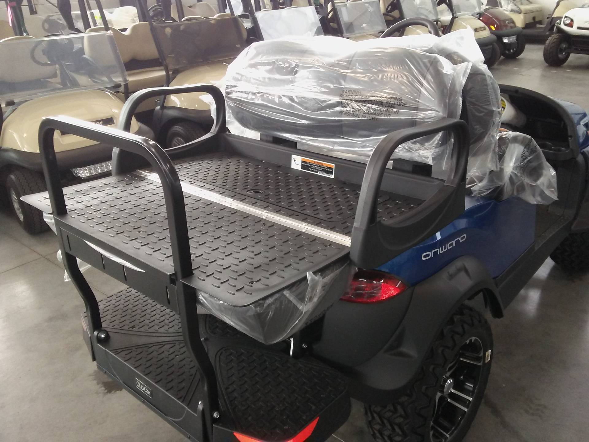2019 Club Car Onward Lifted 4 Passenger Electric in Lakeland, Florida - Photo 11