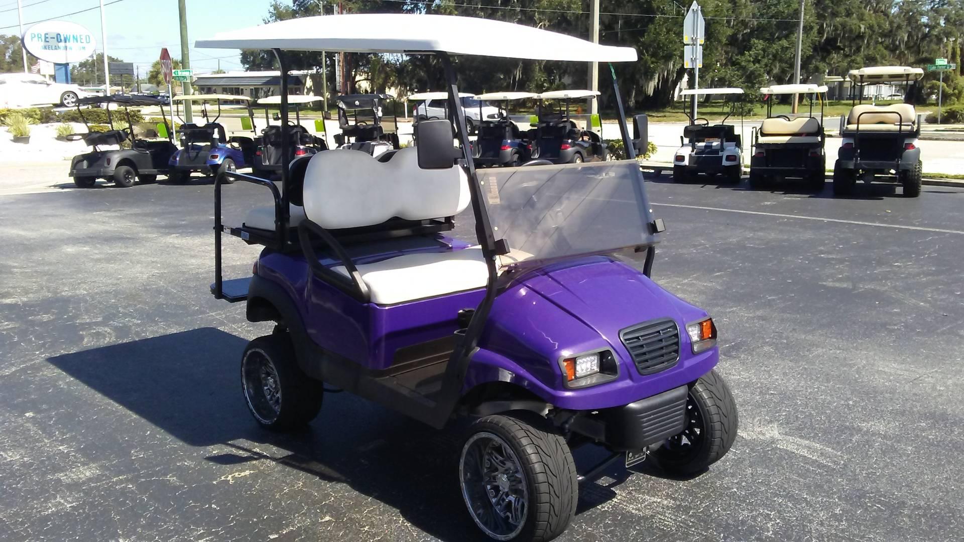 Used 2015 Club Car Precedent I2 Electric Golf Carts In Lakeland Fl