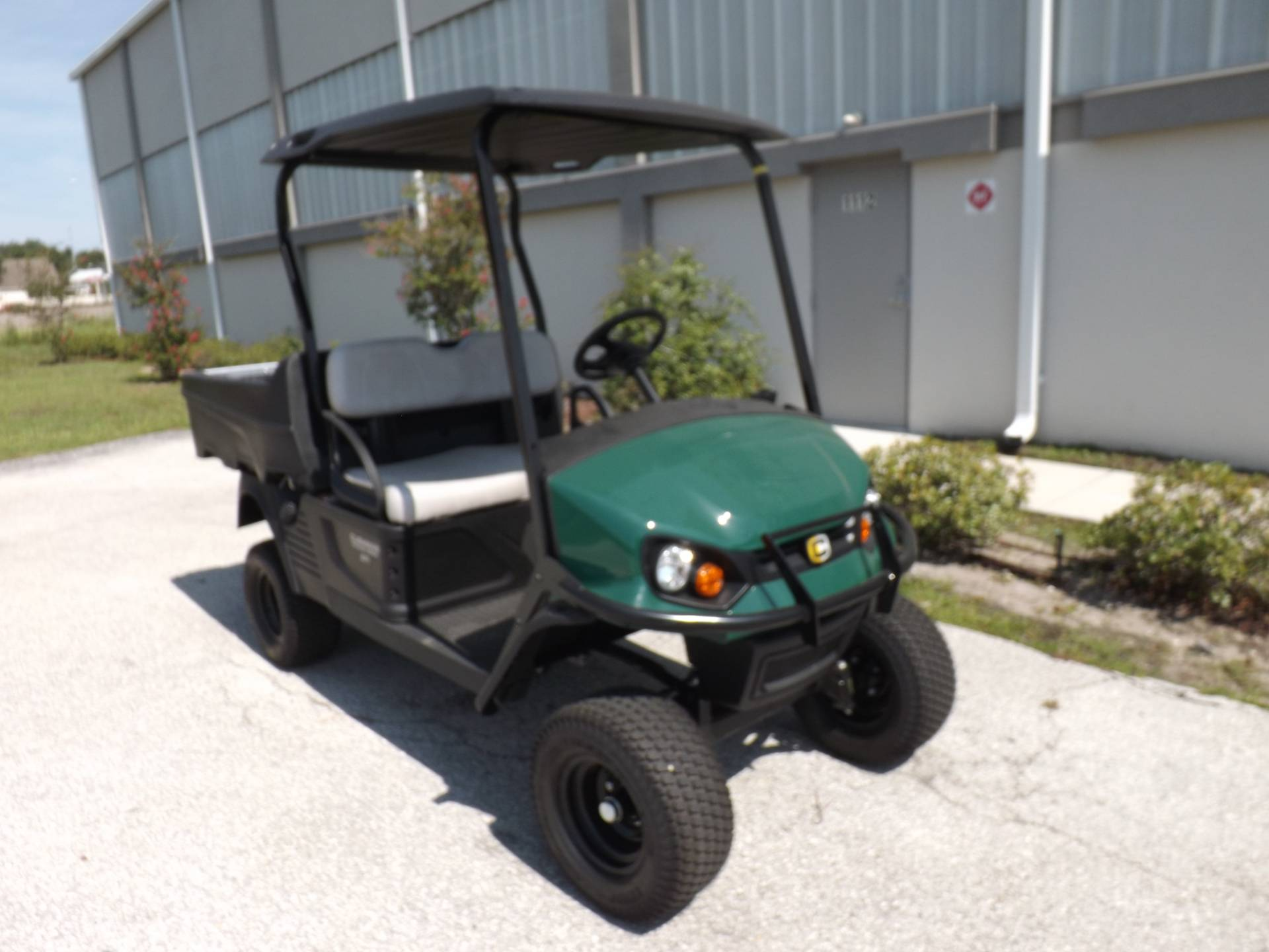 2020 Cushman Hauler 1200X Gas in Lakeland, Florida - Photo 1