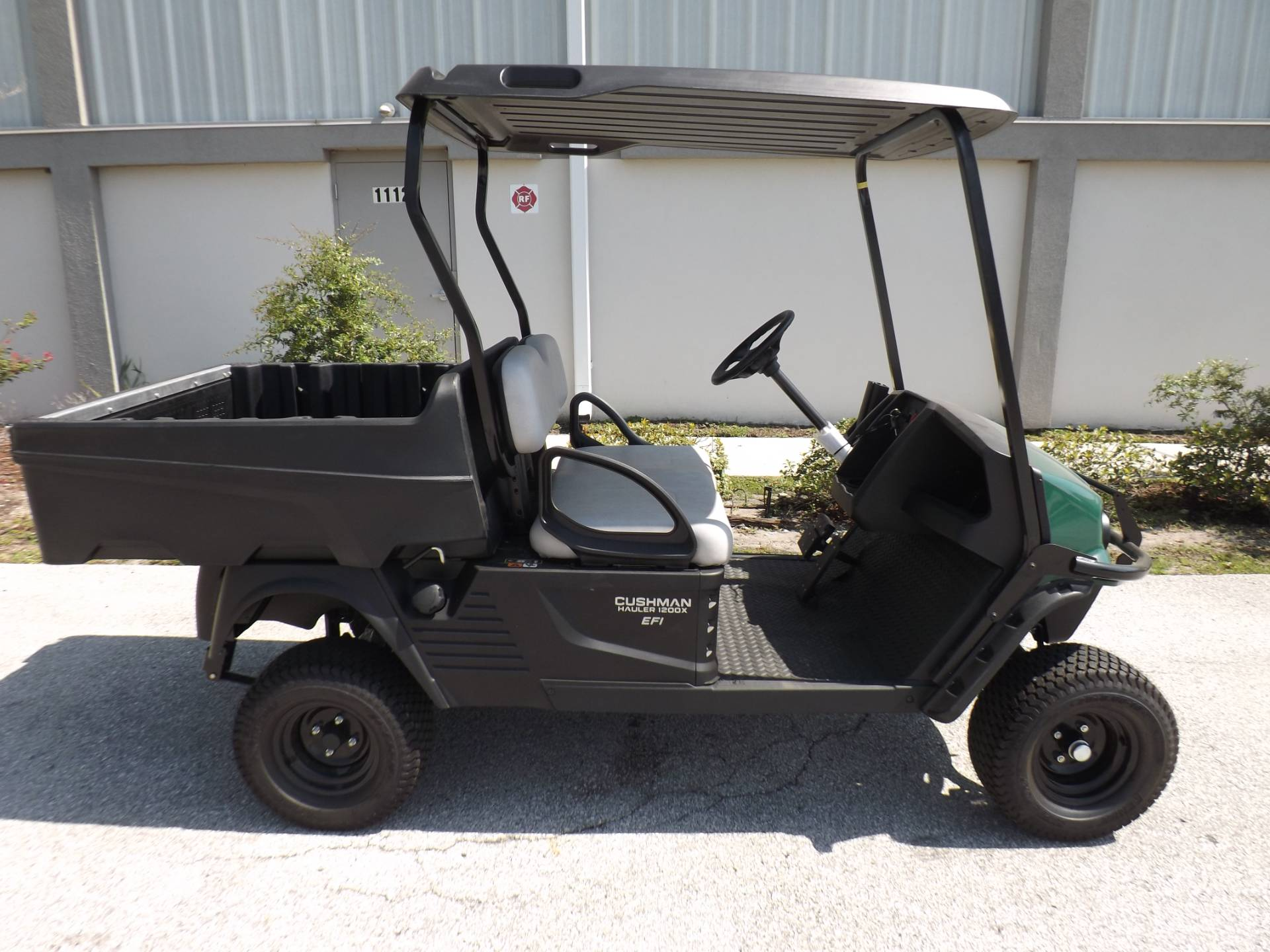 2020 Cushman Hauler 1200X Gas in Lakeland, Florida - Photo 3