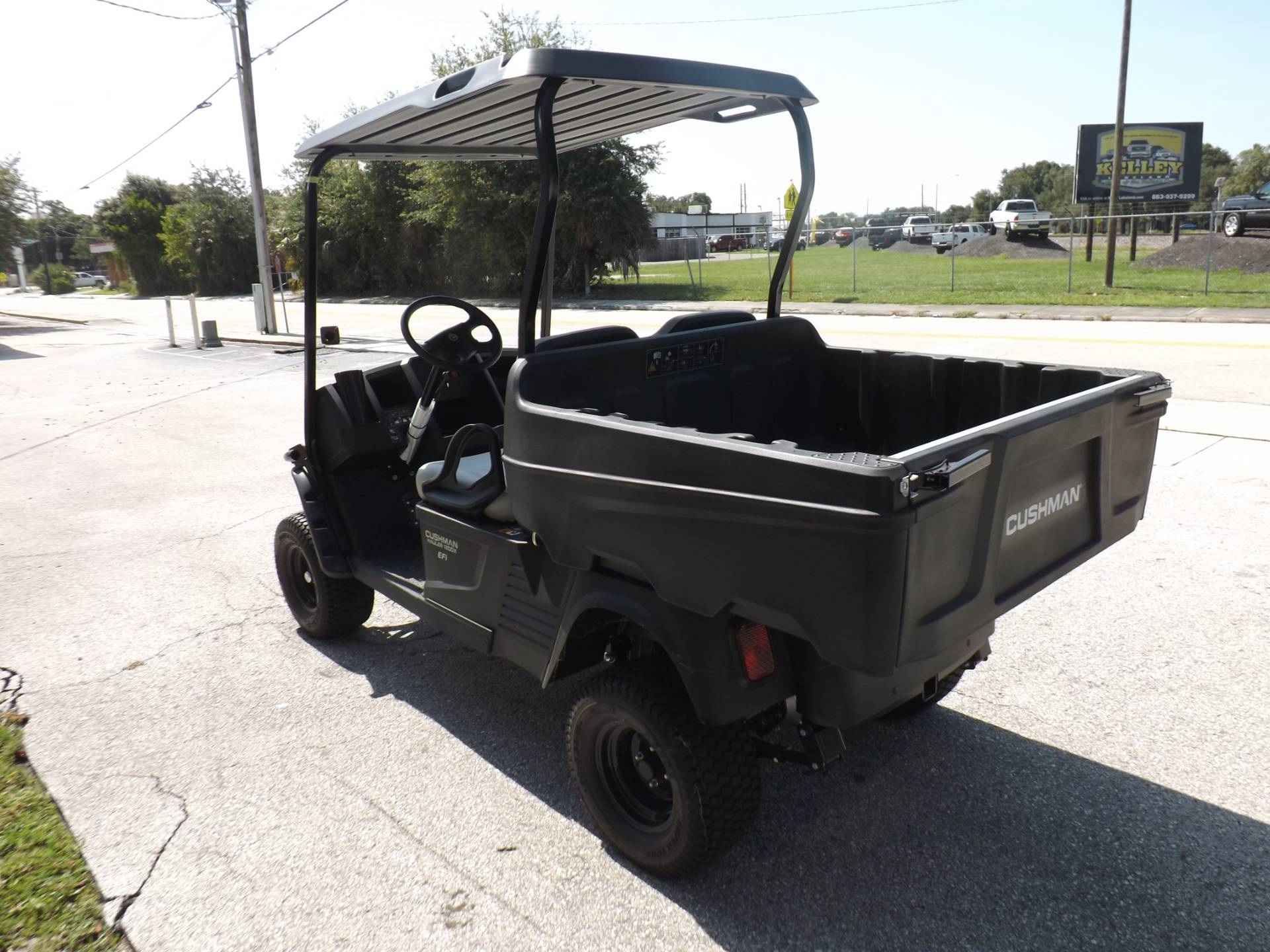 2020 Cushman Hauler 1200X Gas in Lakeland, Florida - Photo 5