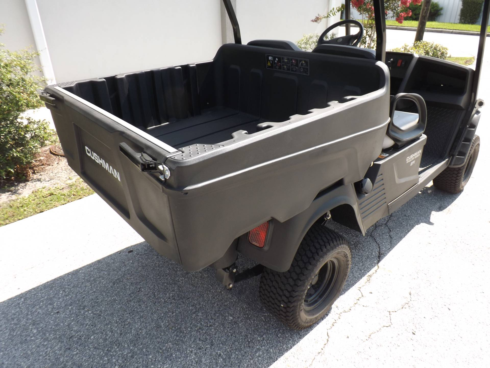 2020 Cushman Hauler 1200X Gas in Lakeland, Florida - Photo 12