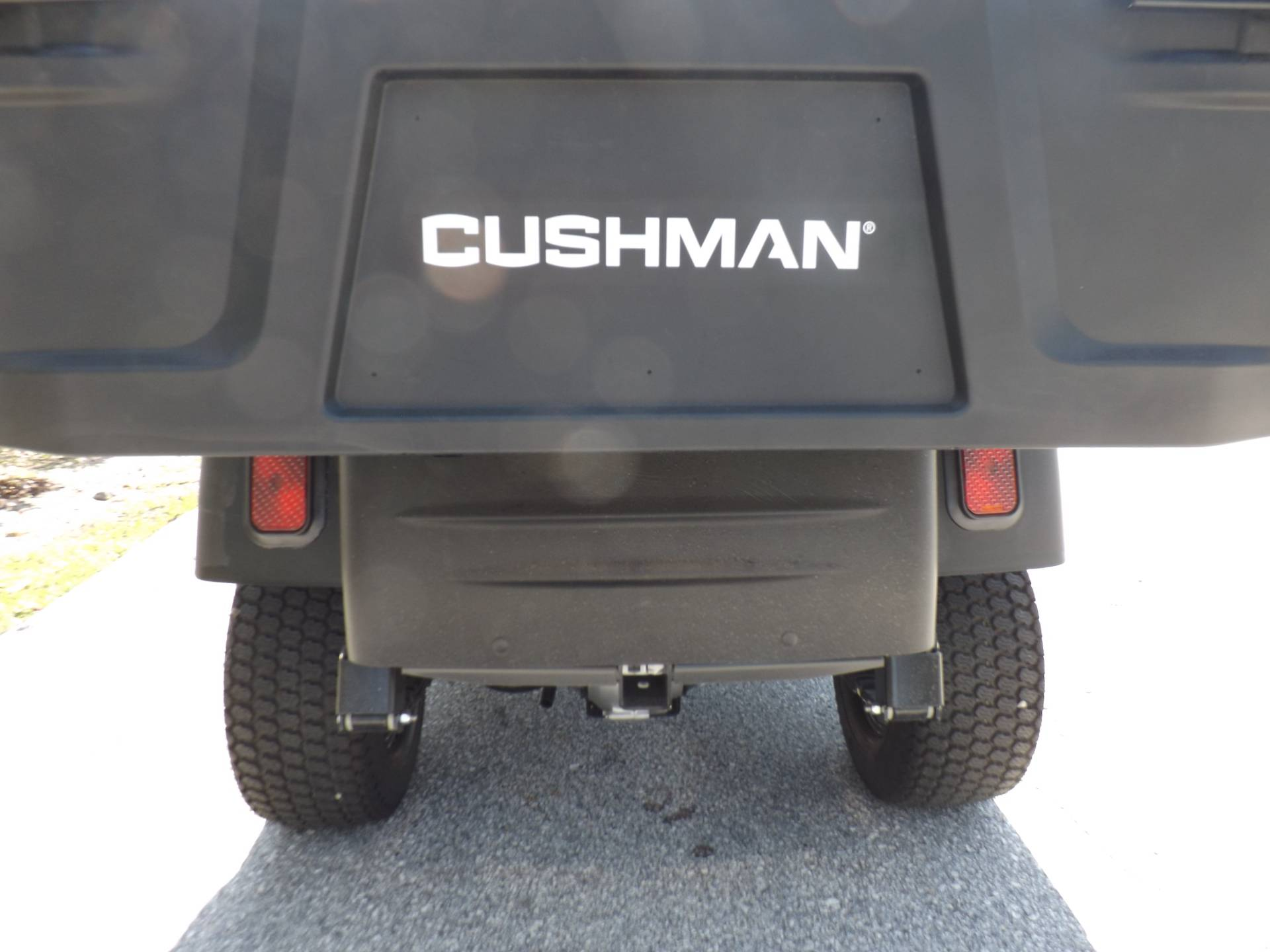 2020 Cushman Hauler 1200X Gas in Lakeland, Florida - Photo 15