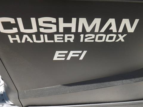 2020 Cushman Hauler 1200X Gas in Lakeland, Florida - Photo 21