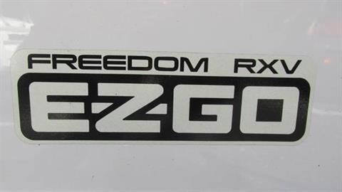 2016 E-Z-Go Freedom RXV Gas in Lakeland, Florida - Photo 10