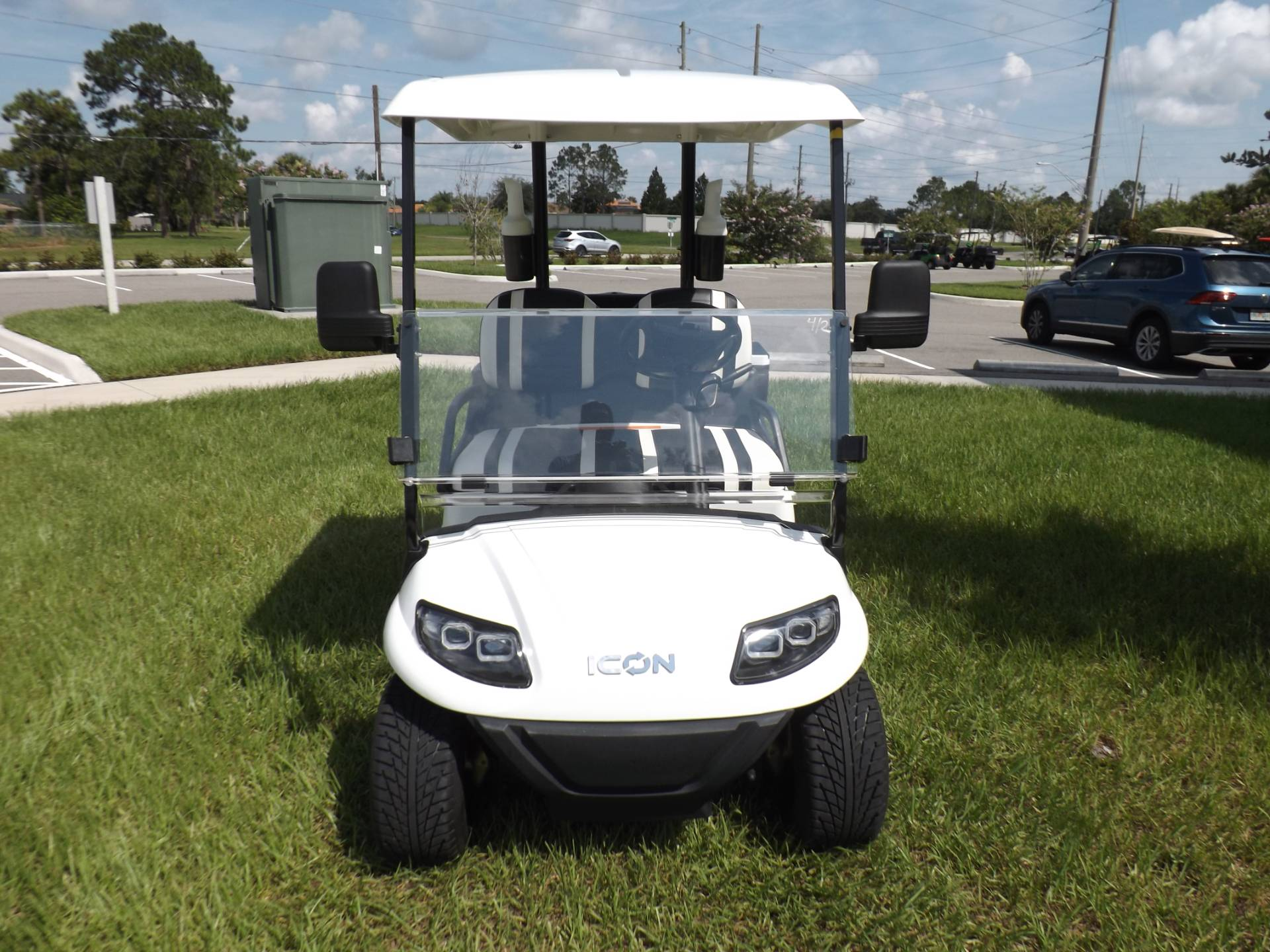 2020 Icon i20 Electric in Lakeland, Florida - Photo 2