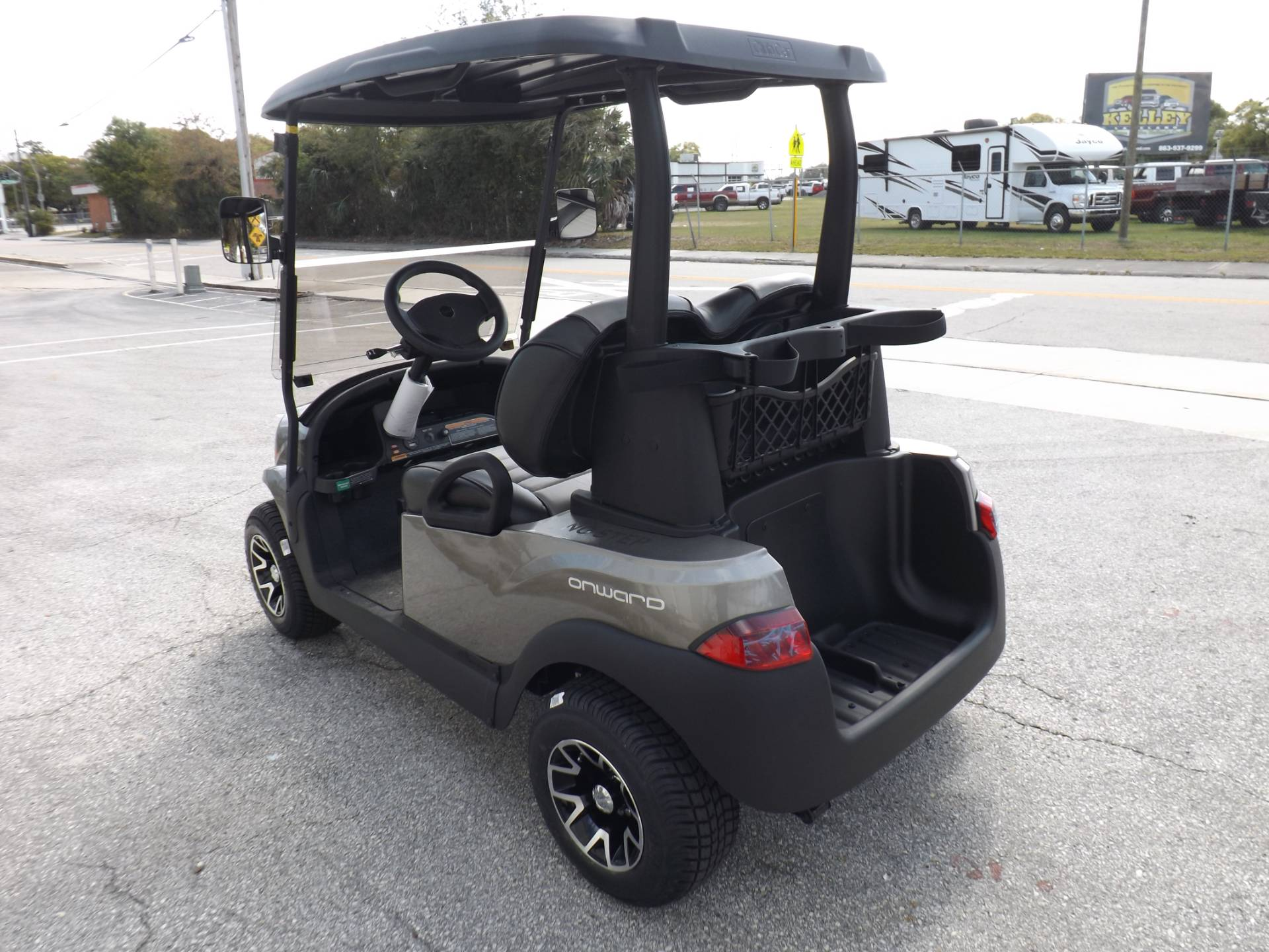 2020 Club Car Onward 2 Passenger Gas in Lakeland, Florida - Photo 5