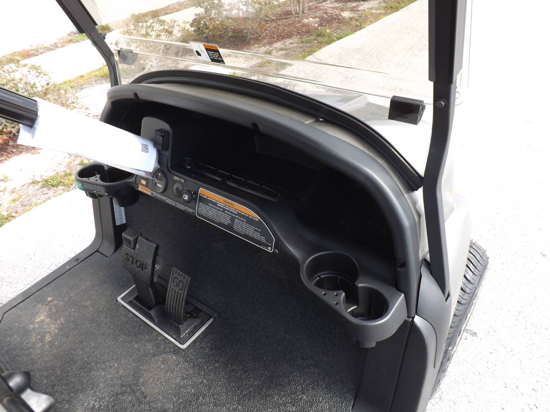 2020 Club Car Onward 2 Passenger Gas in Lakeland, Florida - Photo 8