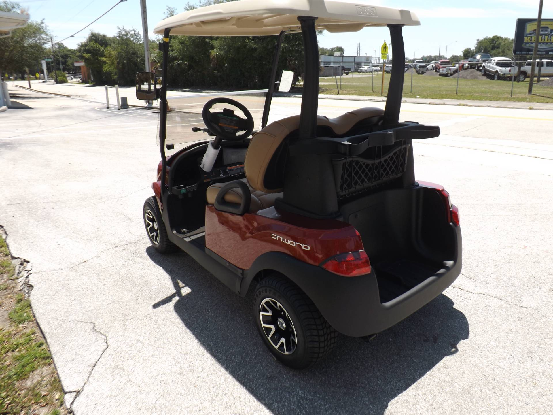 2020 Club Car Onward 2 Passenger Electric in Lakeland, Florida - Photo 5
