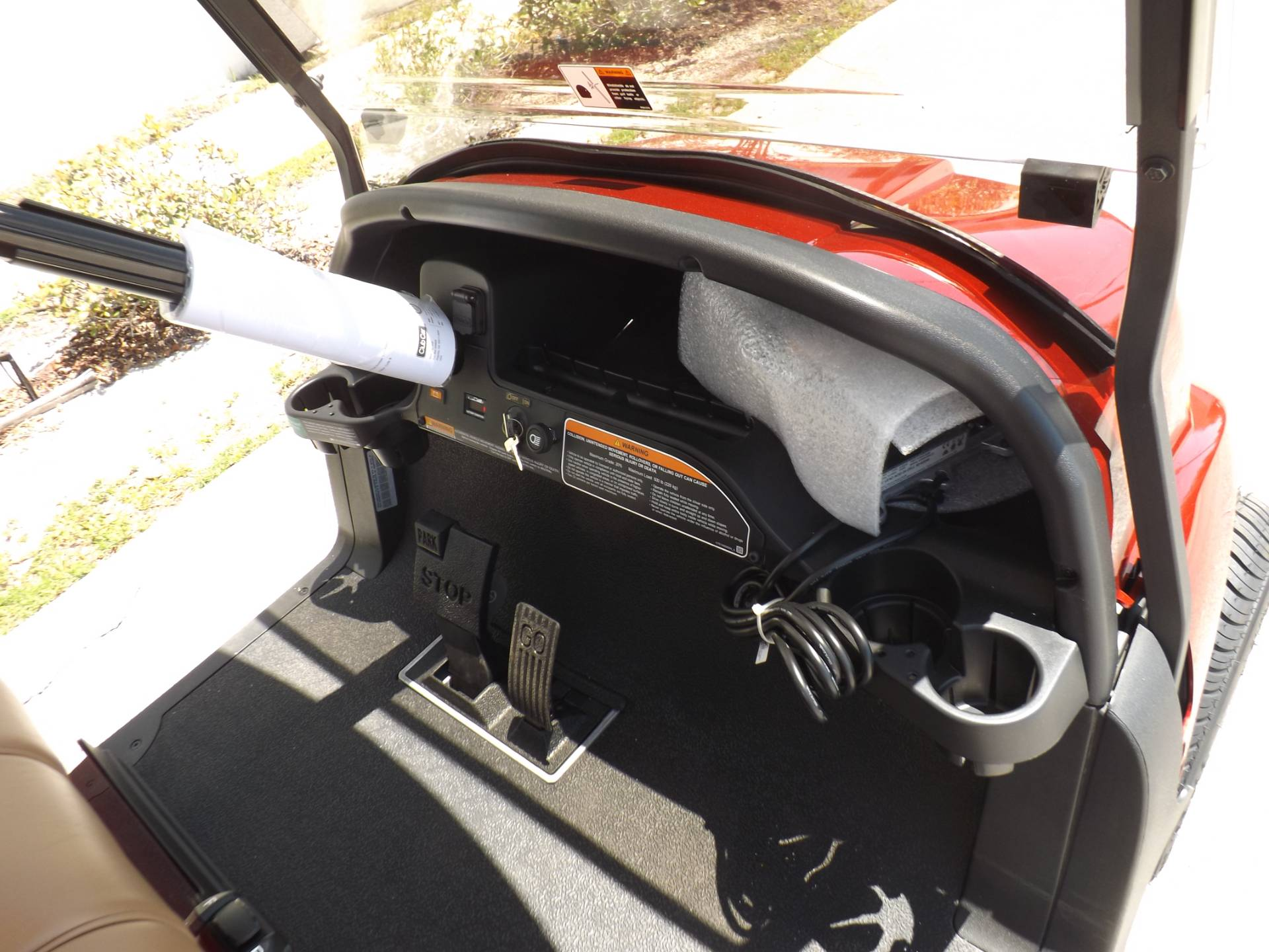 2020 Club Car Onward 2 Passenger Electric in Lakeland, Florida - Photo 8