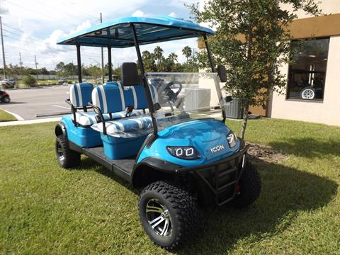 2020 Icon i40FL Electic (Lifted) in Lakeland, Florida - Photo 1