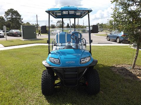 2020 Icon i40FL Electic (Lifted) in Lakeland, Florida - Photo 2