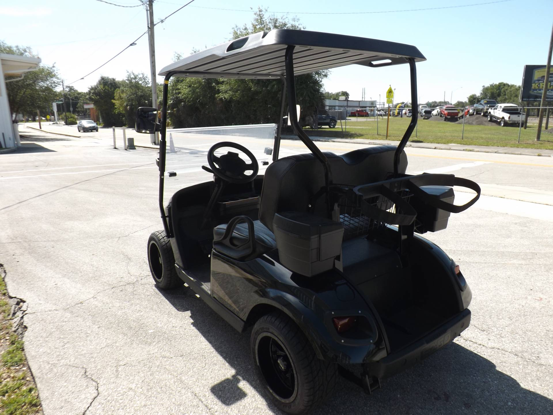 2017 E-Z-GO Golf TXT Electric in Lakeland, Florida - Photo 5