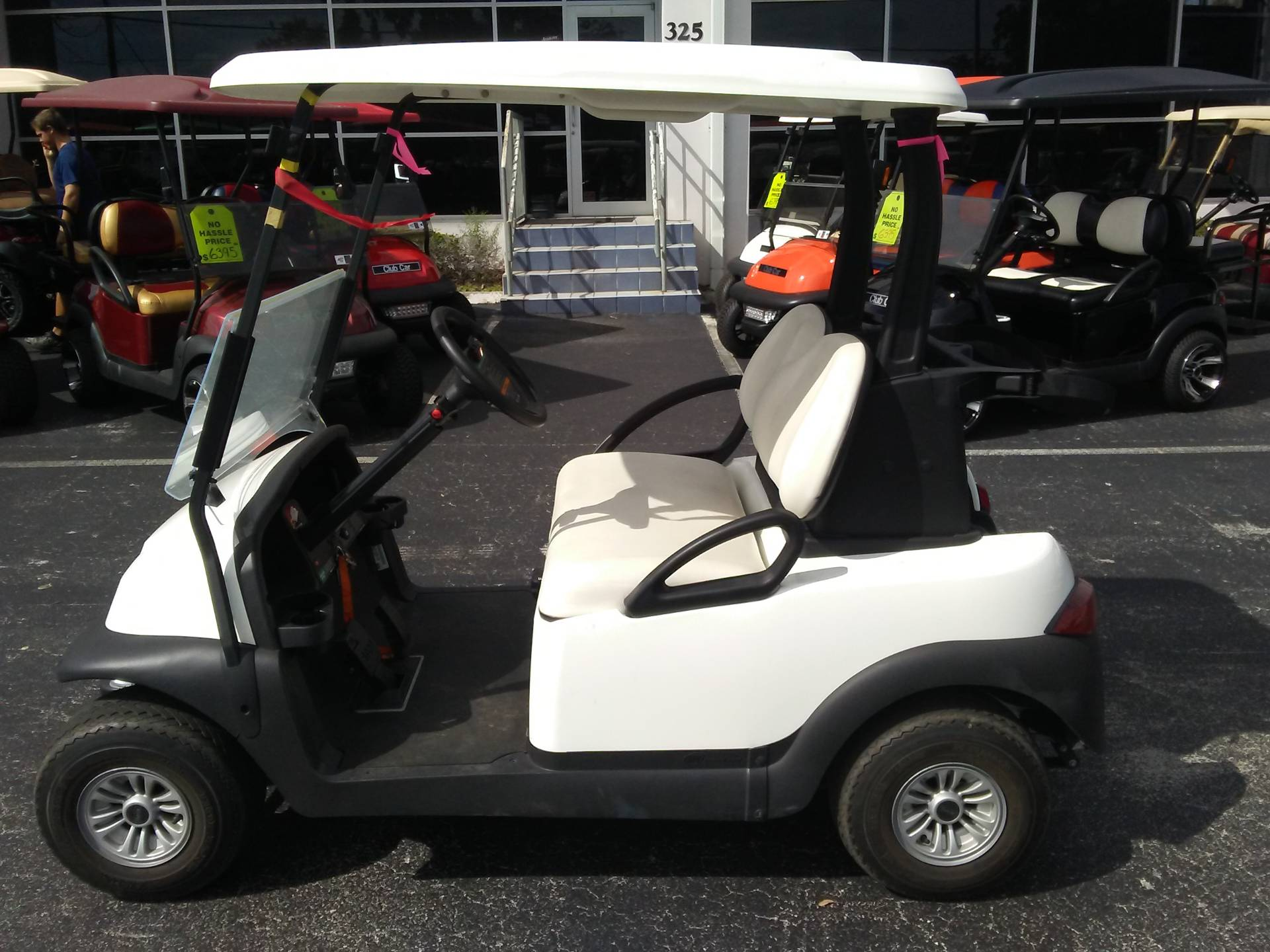 2016 Club Car Precedent i2 Electric in Lakeland, Florida - Photo 3