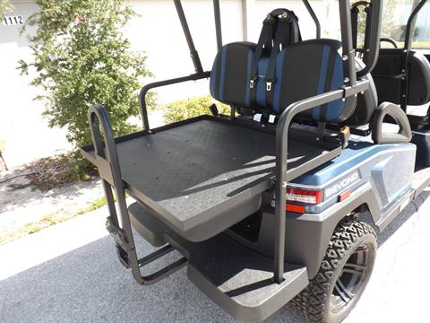 2021 Bintelli BEYOND 6P LIFTED STREET LEGAL GOLF CART in Lakeland, Florida - Photo 17