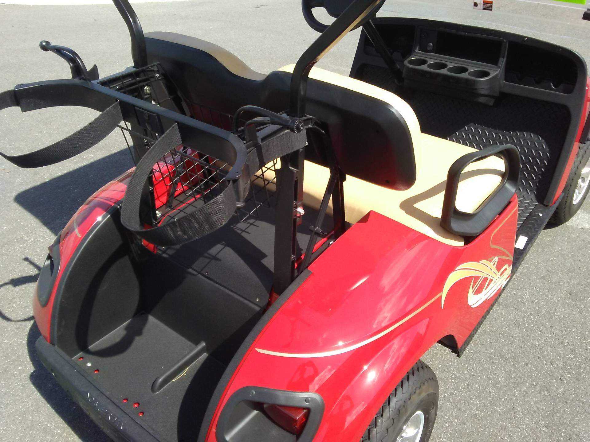 2014 E-Z-GO TXT Electric in Lakeland, Florida - Photo 10