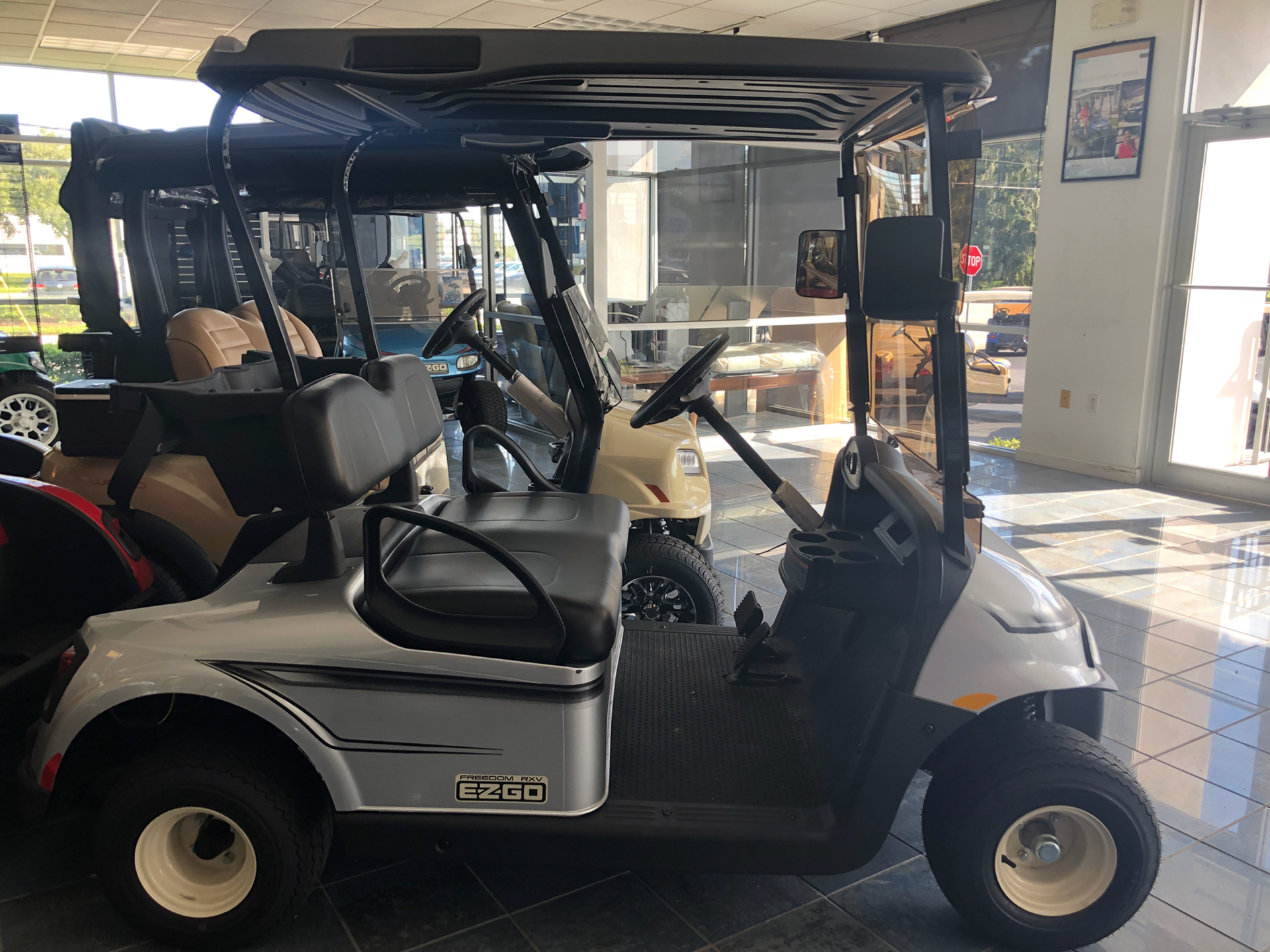 2018  Freedom RXV Electric 2