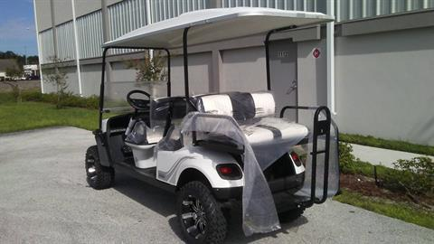2019 E-Z-Go 72V Express L6 Electric in Lakeland, Florida
