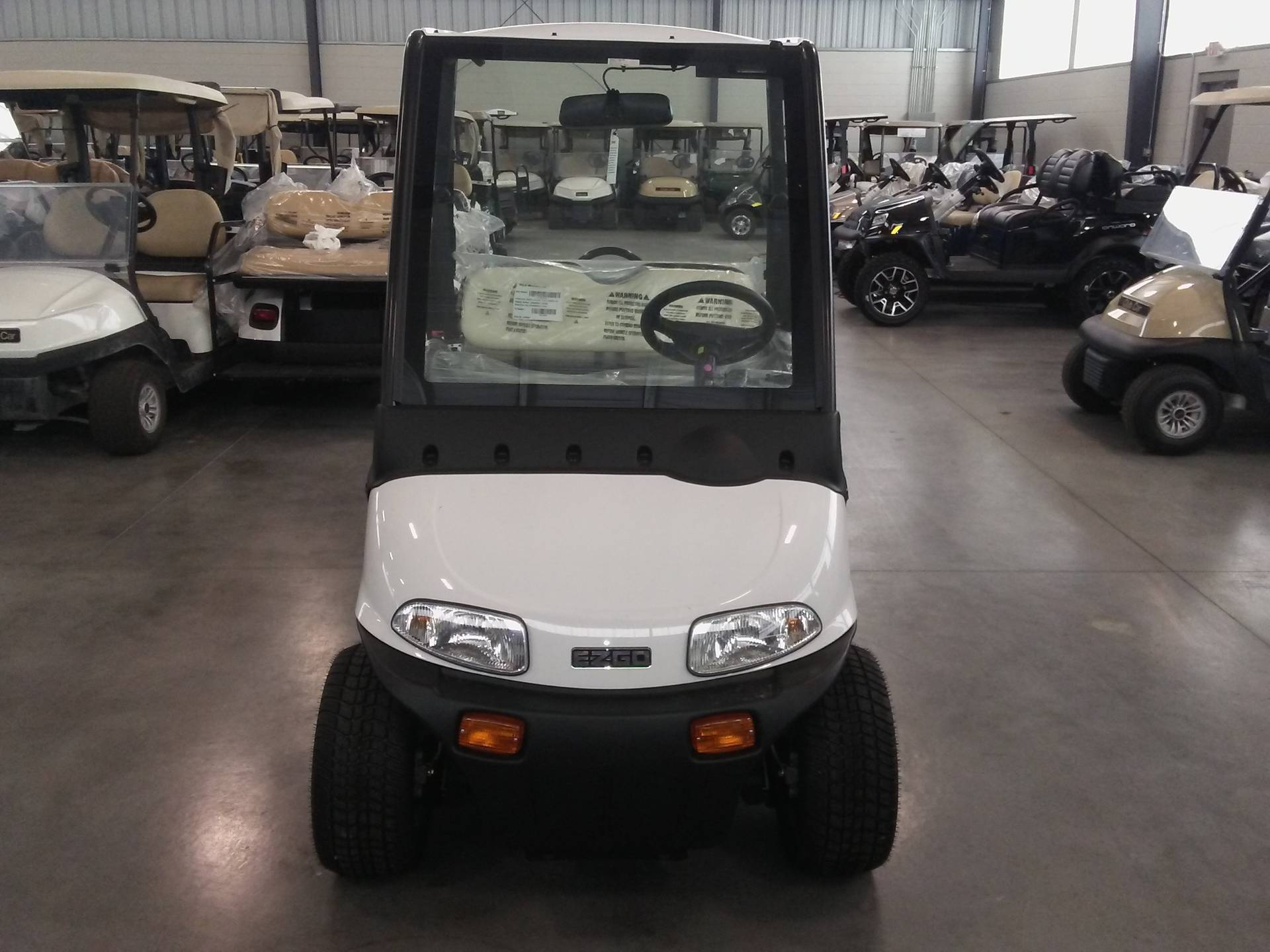 2019 E-Z-Go 2FIVE LSV - 4 Passenger in Lakeland, Florida - Photo 4