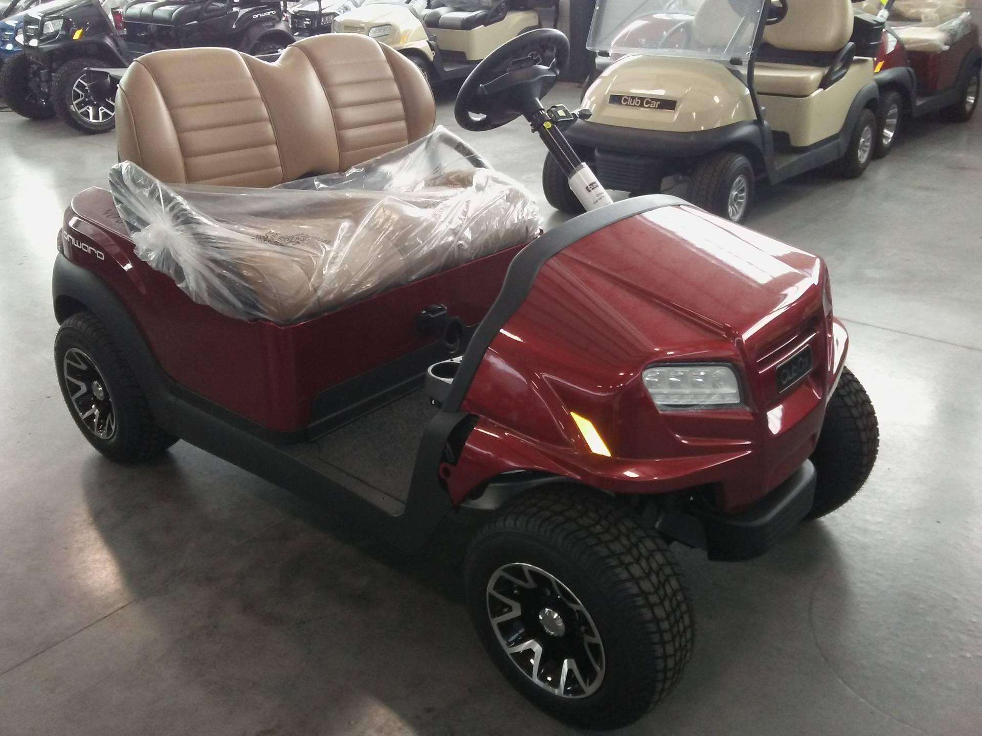 New 2019 Club Car Onward 2 Passenger Electric Golf Carts in