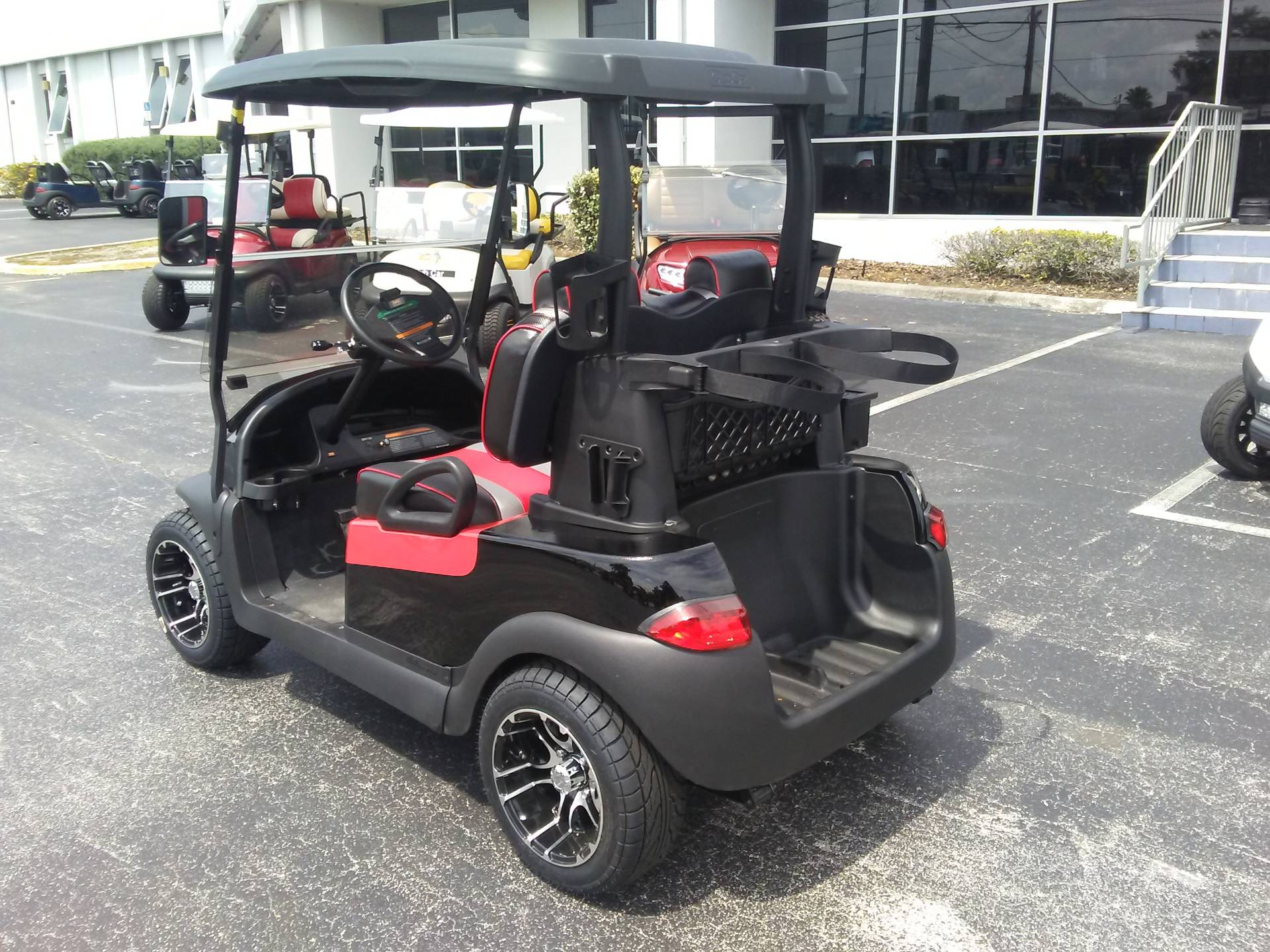 2015 Club Car Precedent i2 Electric in Lakeland, Florida - Photo 5