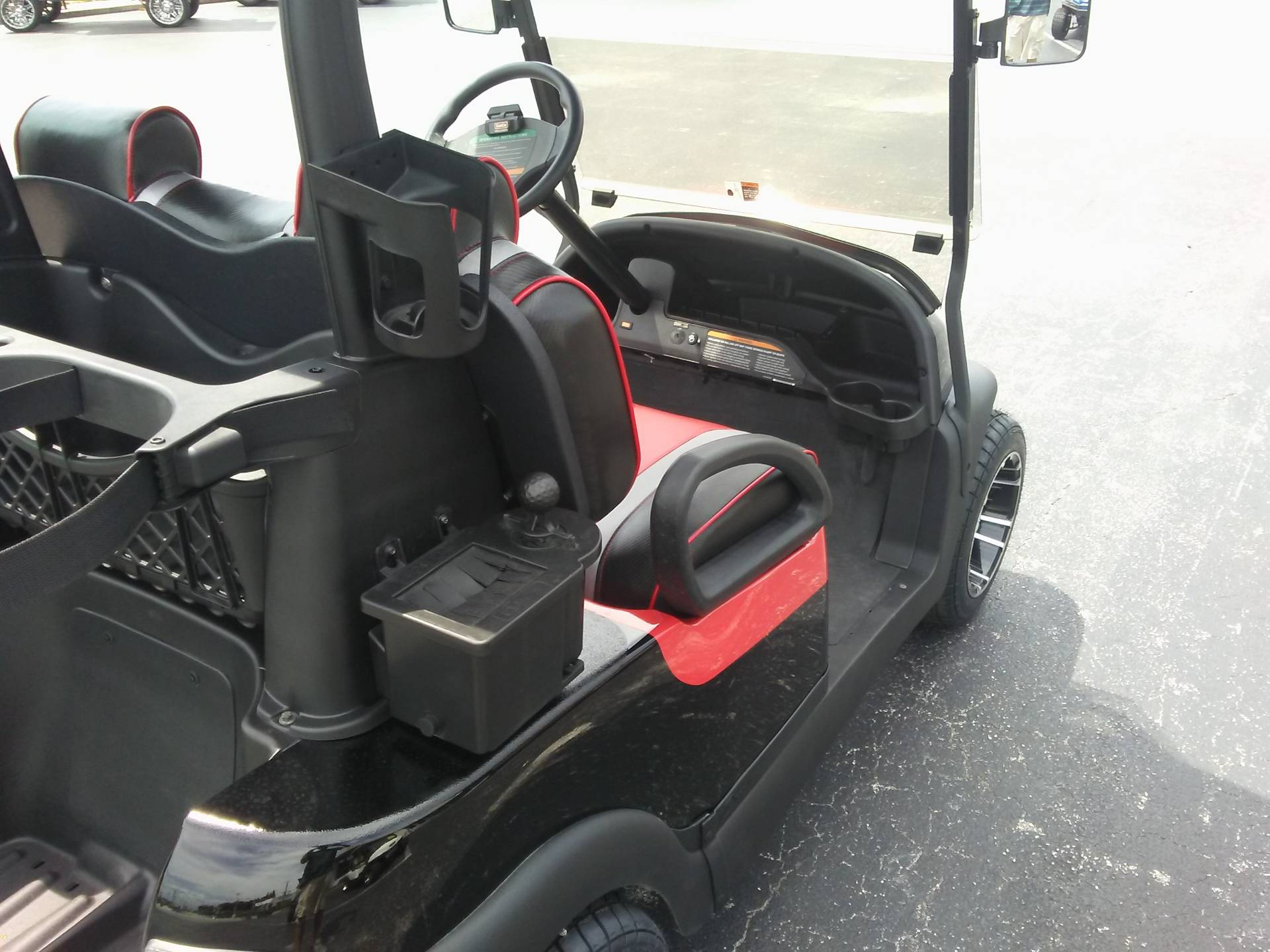 2015 Club Car Precedent i2 Electric in Lakeland, Florida - Photo 13