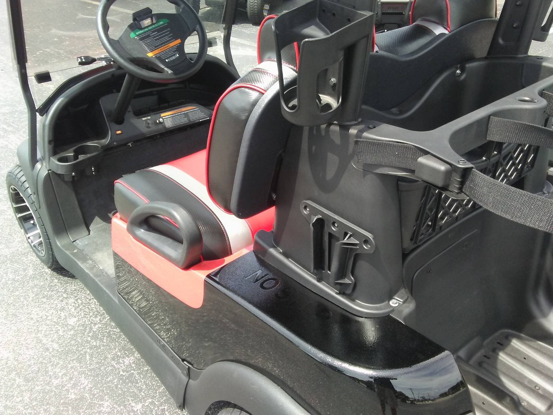 2015 Club Car Precedent i2 Electric in Lakeland, Florida - Photo 14
