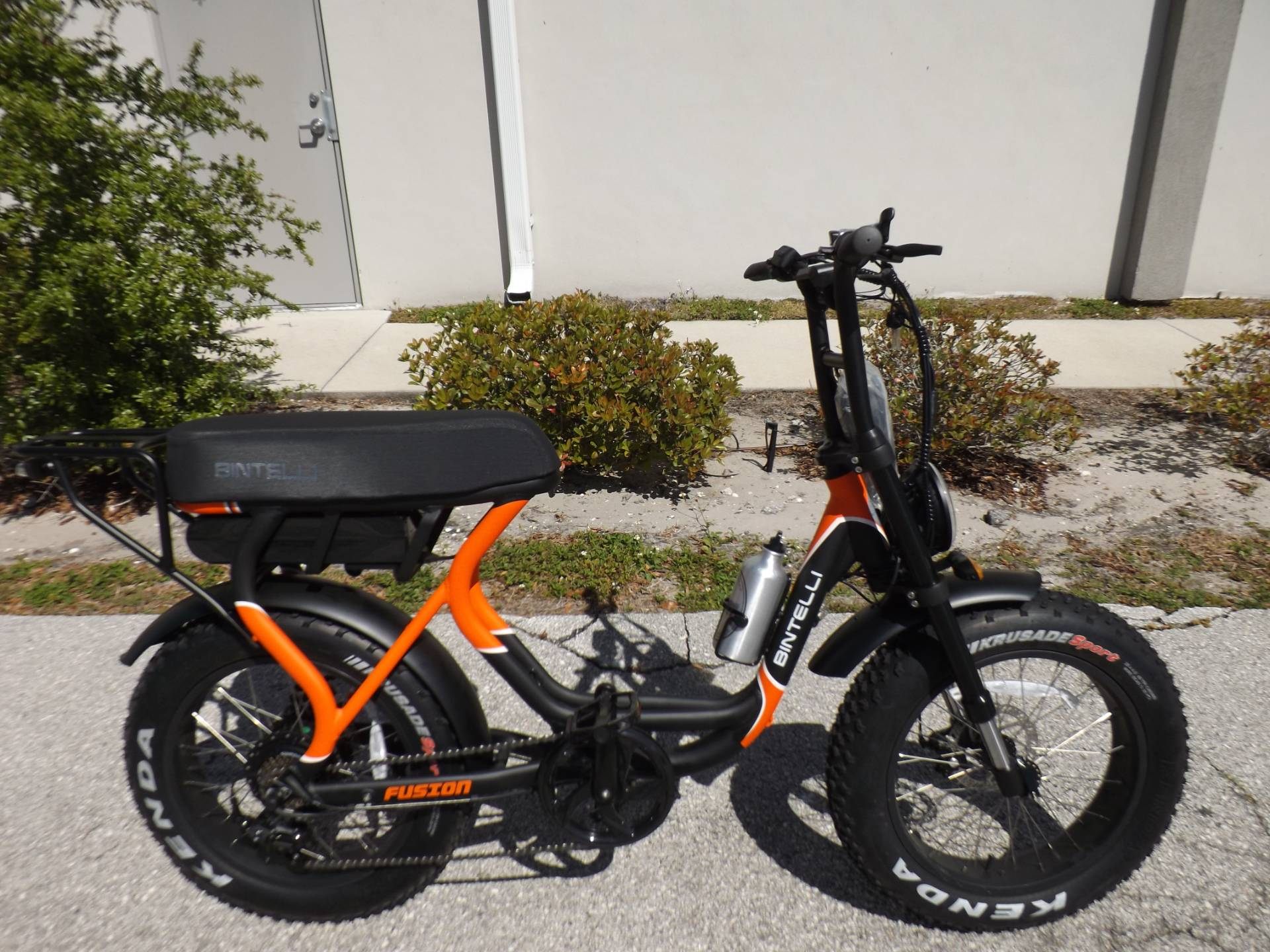 2021 Bintelli FUSION HYBRID ELECTRIC BIKE in Lakeland, Florida - Photo 3