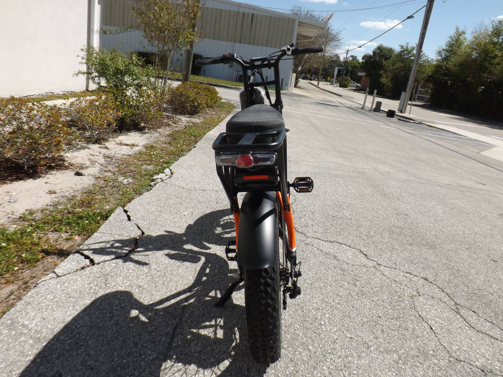 2021 Bintelli FUSION HYBRID ELECTRIC BIKE in Lakeland, Florida - Photo 4