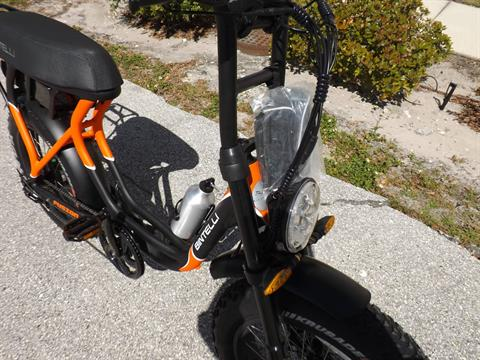 2021 Bintelli FUSION HYBRID ELECTRIC BIKE in Lakeland, Florida - Photo 10