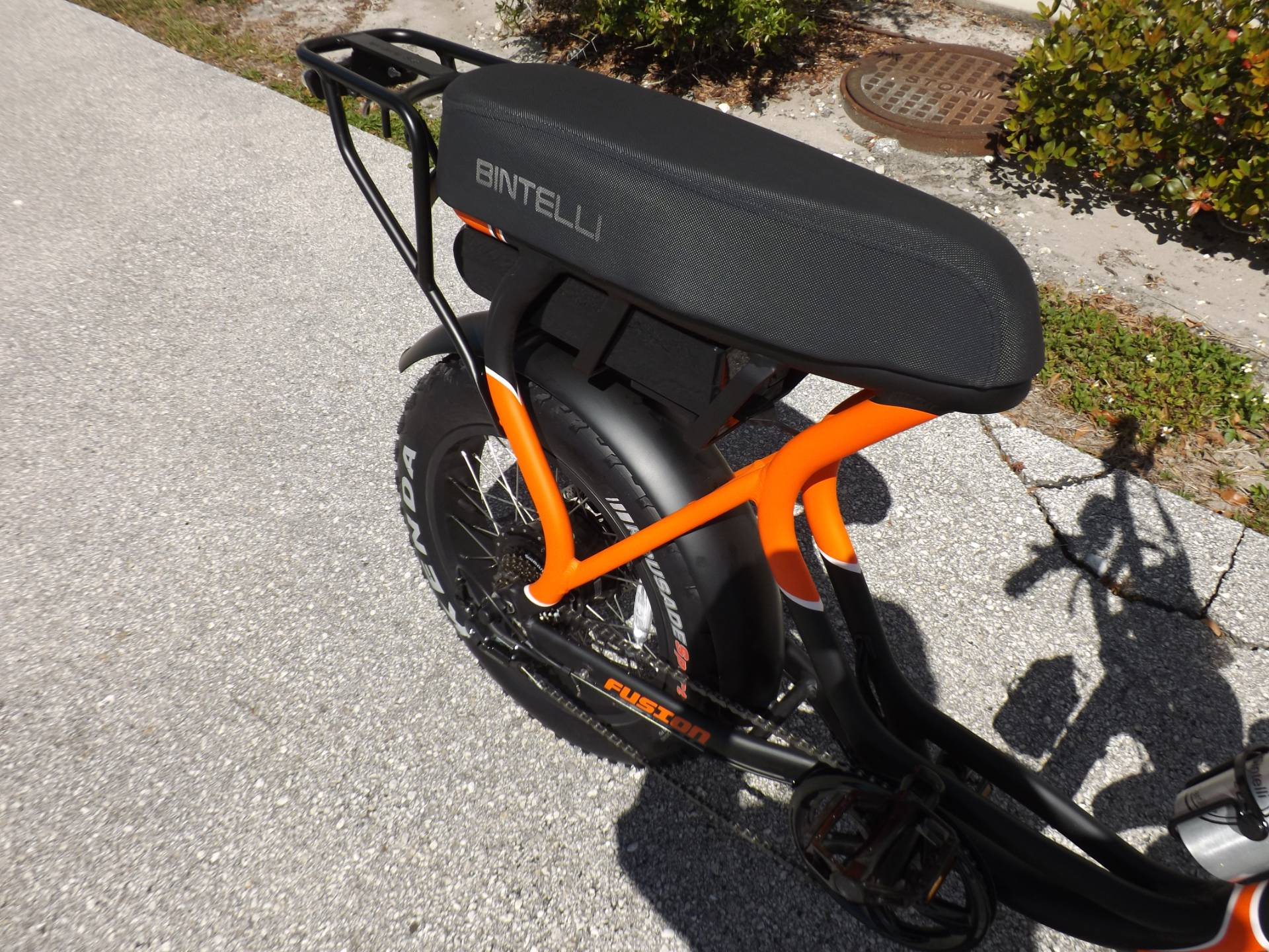 2021 Bintelli FUSION HYBRID ELECTRIC BIKE in Lakeland, Florida - Photo 11