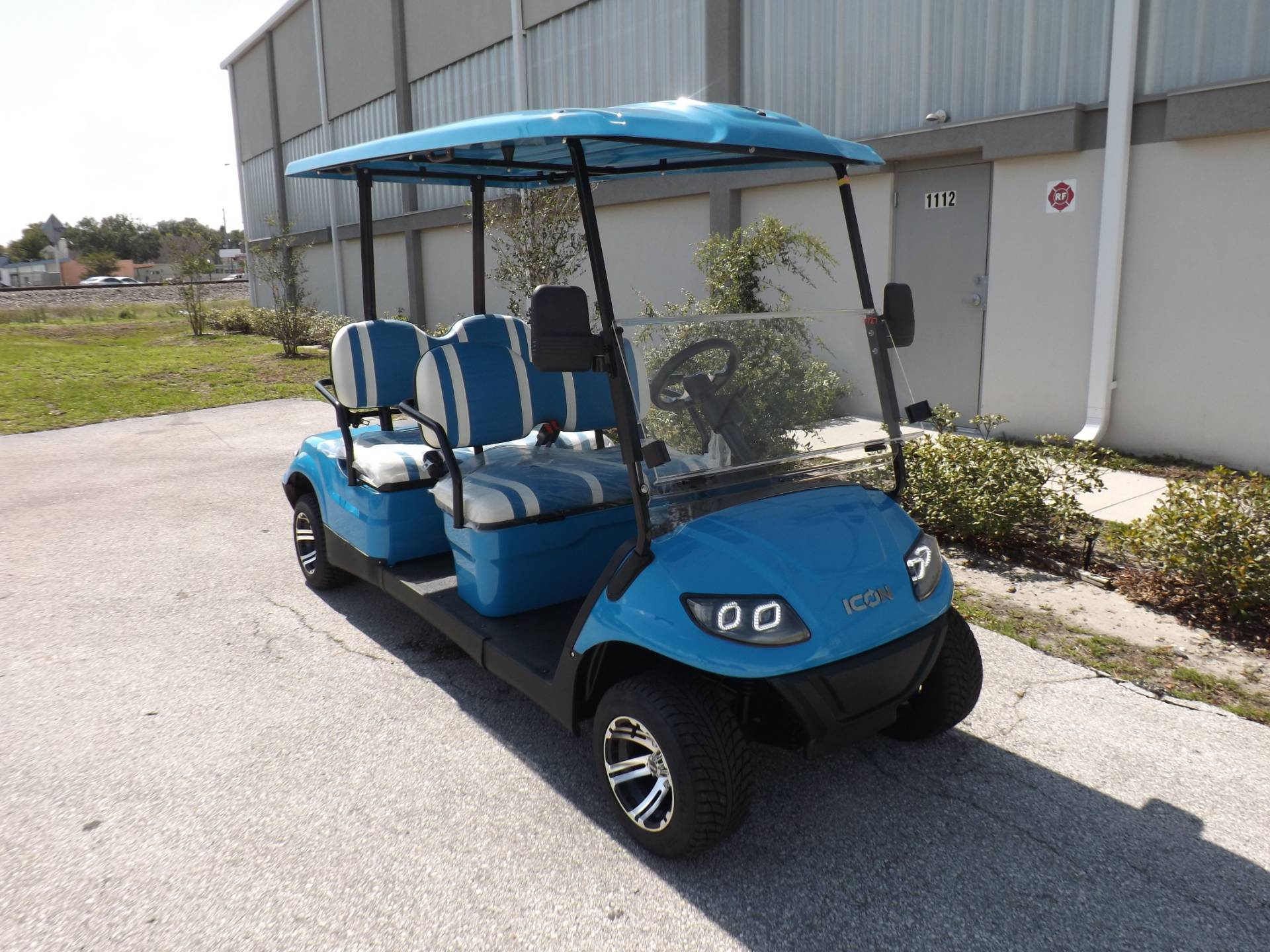 2020 Icon i40F Electric in Lakeland, Florida - Photo 1