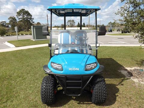 2021 Icon i40L Electric (Lifted) in Lakeland, Florida - Photo 2