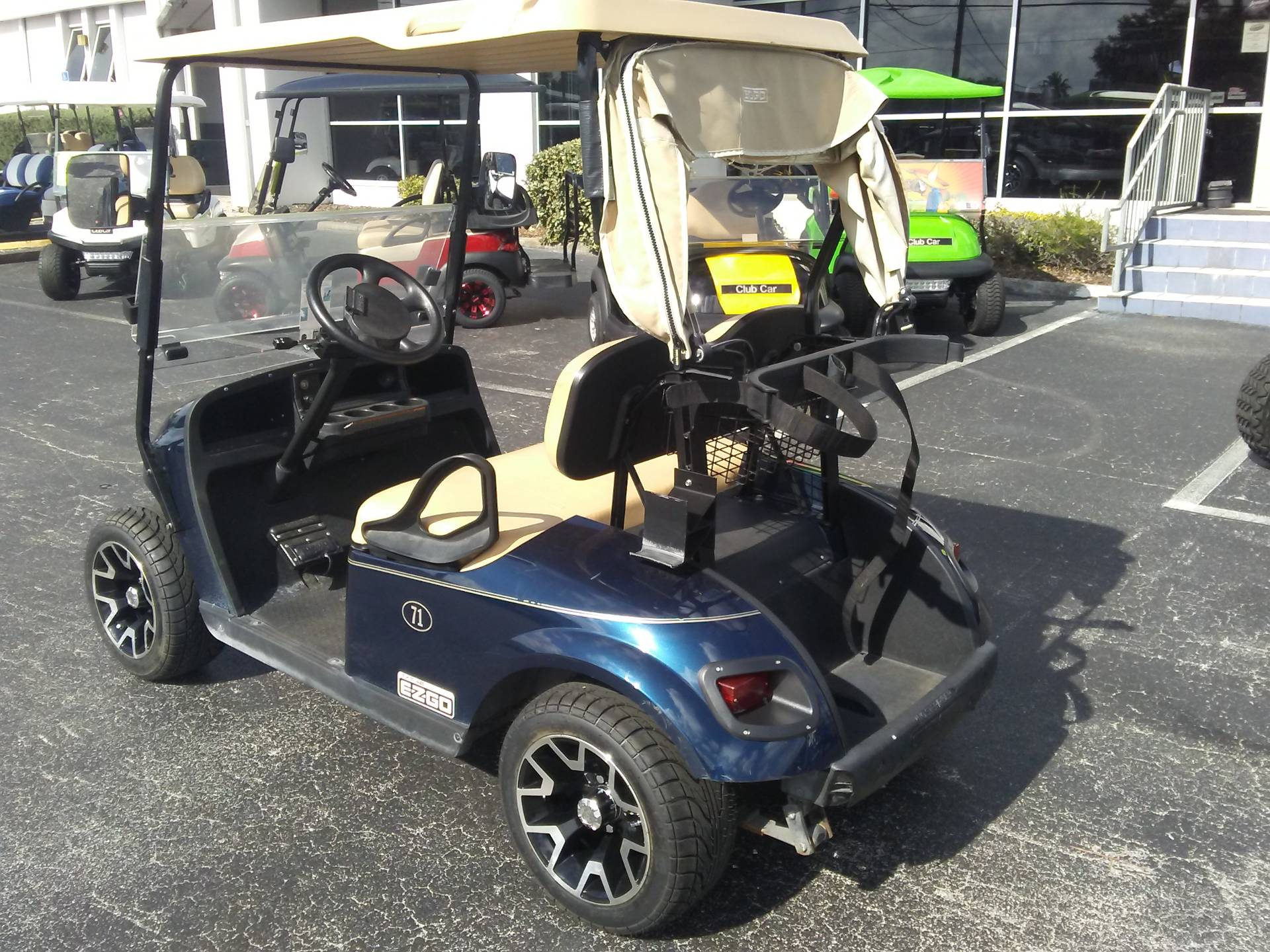 2016 E-Z-Go TXT Electric in Lakeland, Florida - Photo 2