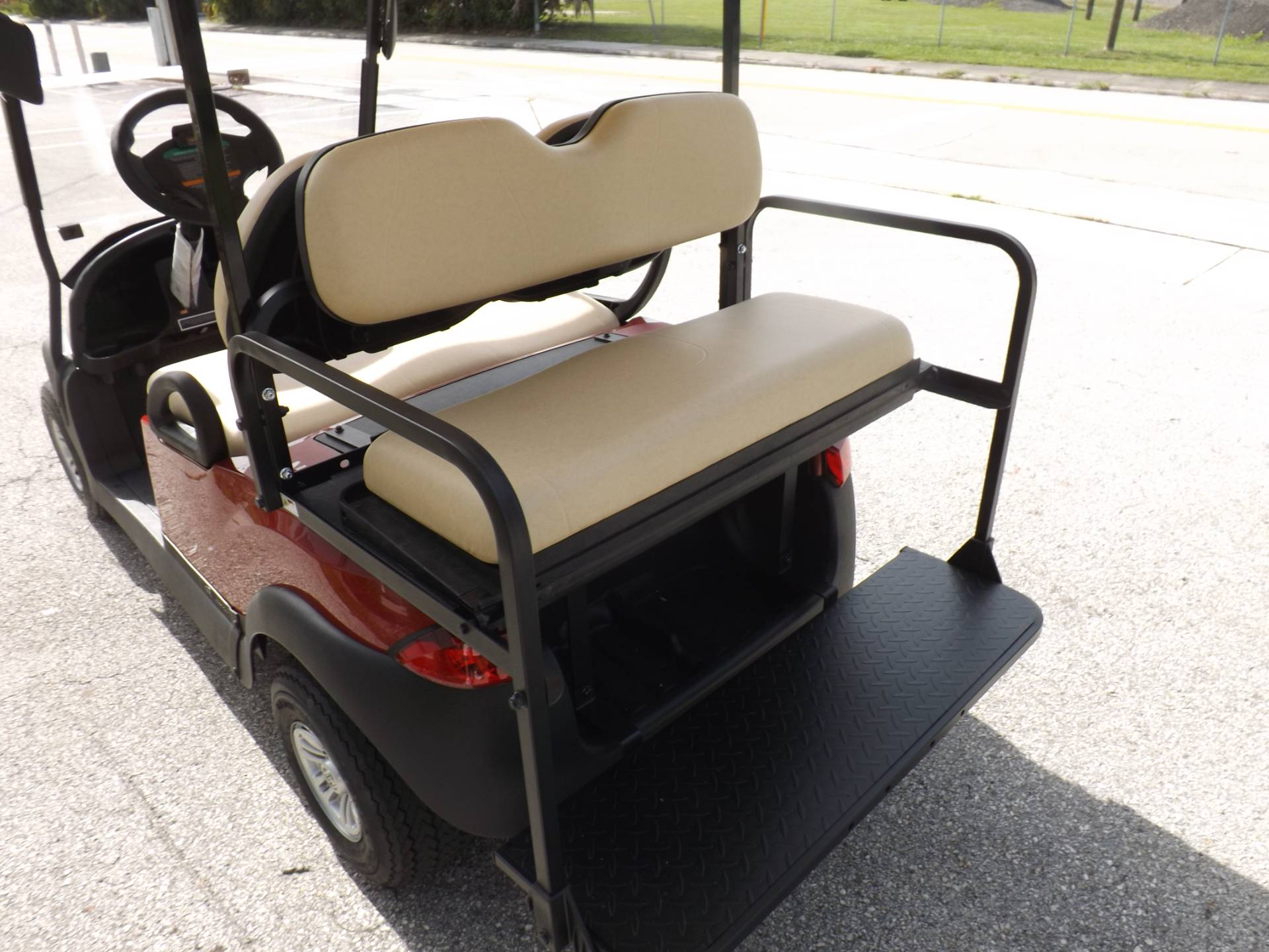2021 Club Car Villager 2 Electric in Lakeland, Florida - Photo 14
