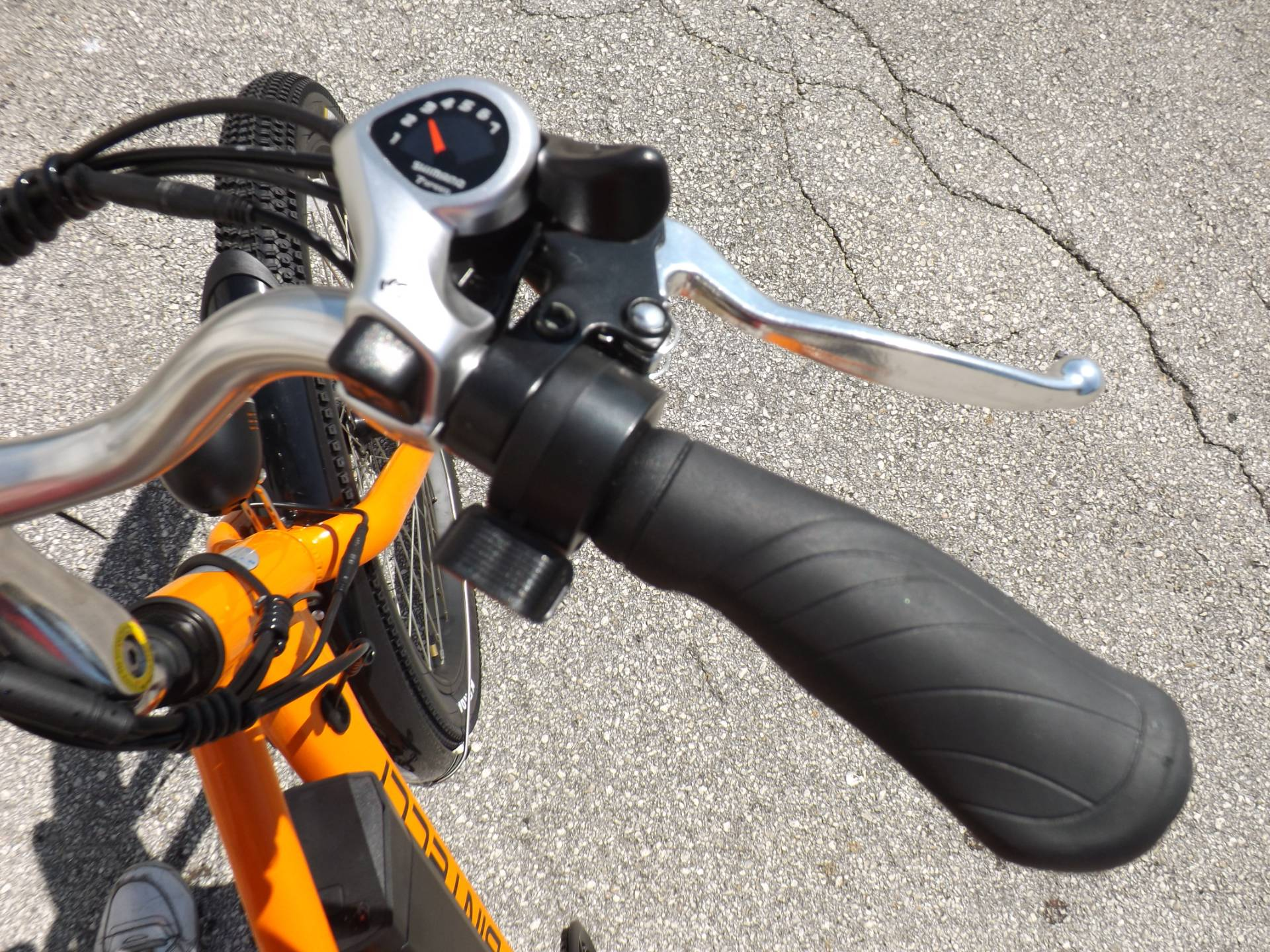 2021 Bintelli B1 ELECTRIC CRUISER BIKE in Lakeland, Florida - Photo 8