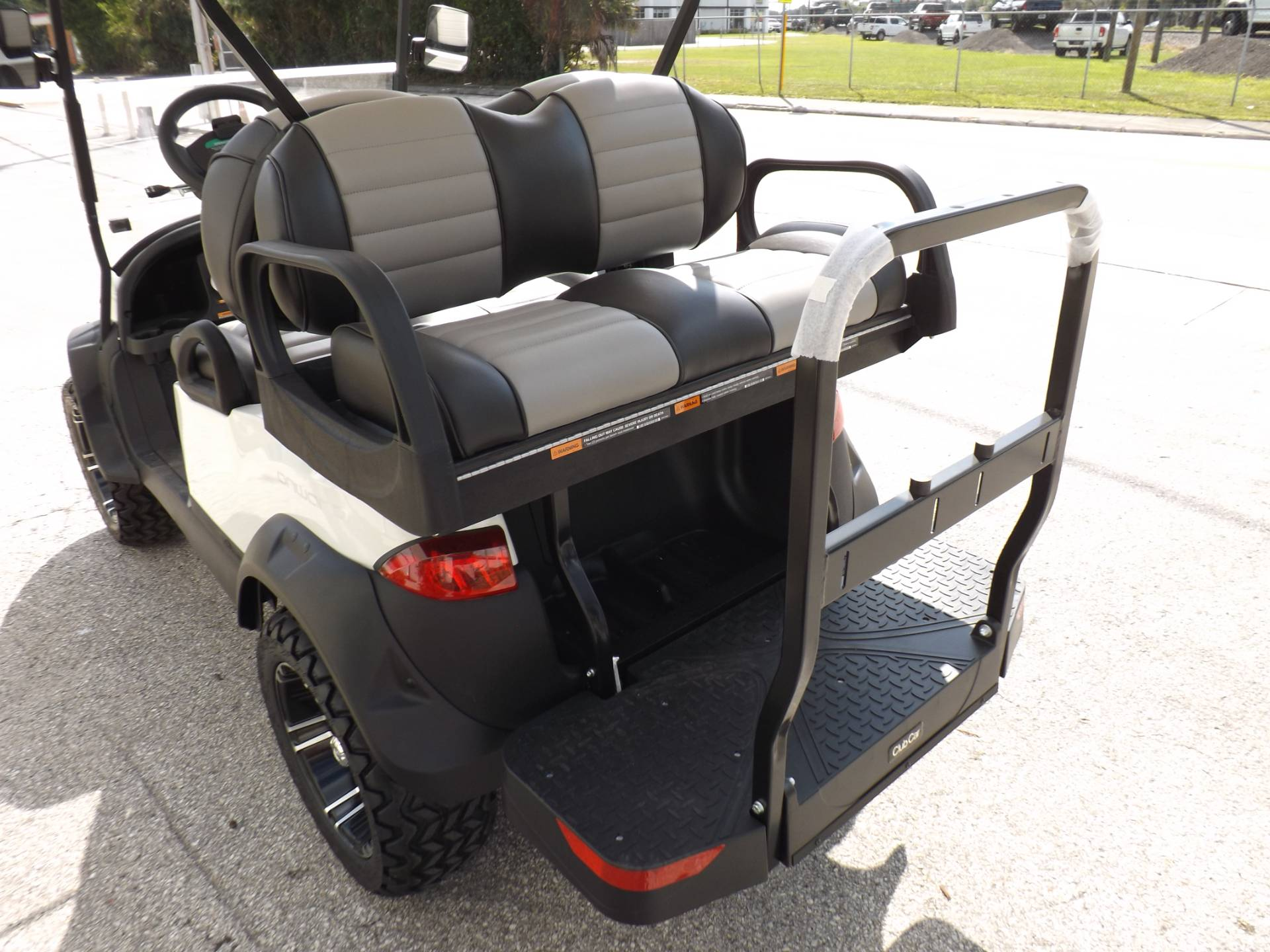 2021 Club Car Onward Lifted 4 Passenger Electric in Lakeland, Florida - Photo 15