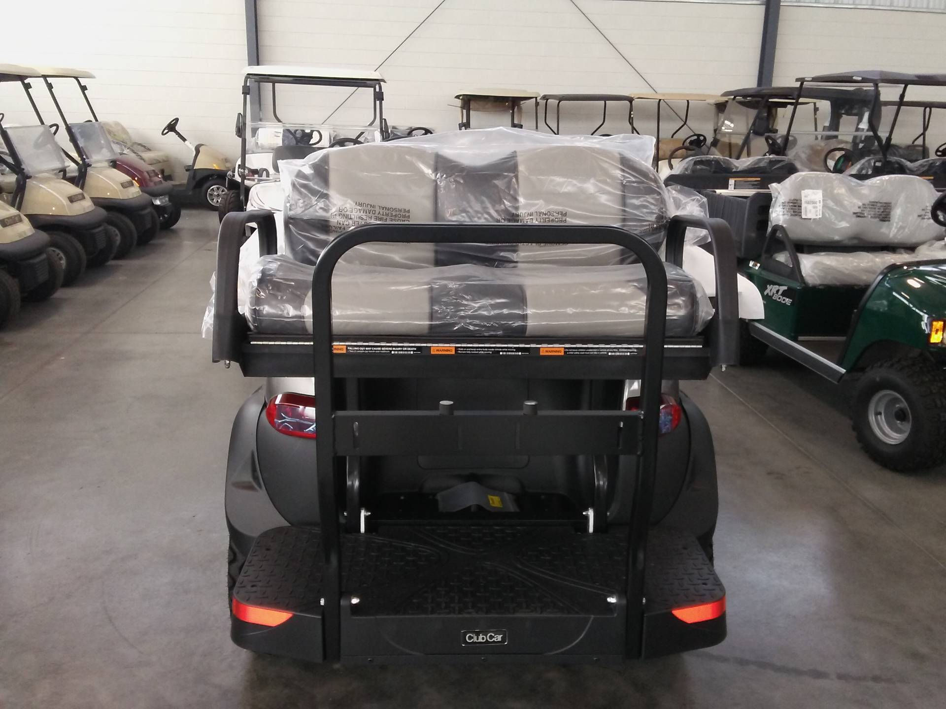 2019 Club Car Onward Lifted 4 Passenger Electric in Lakeland, Florida - Photo 5