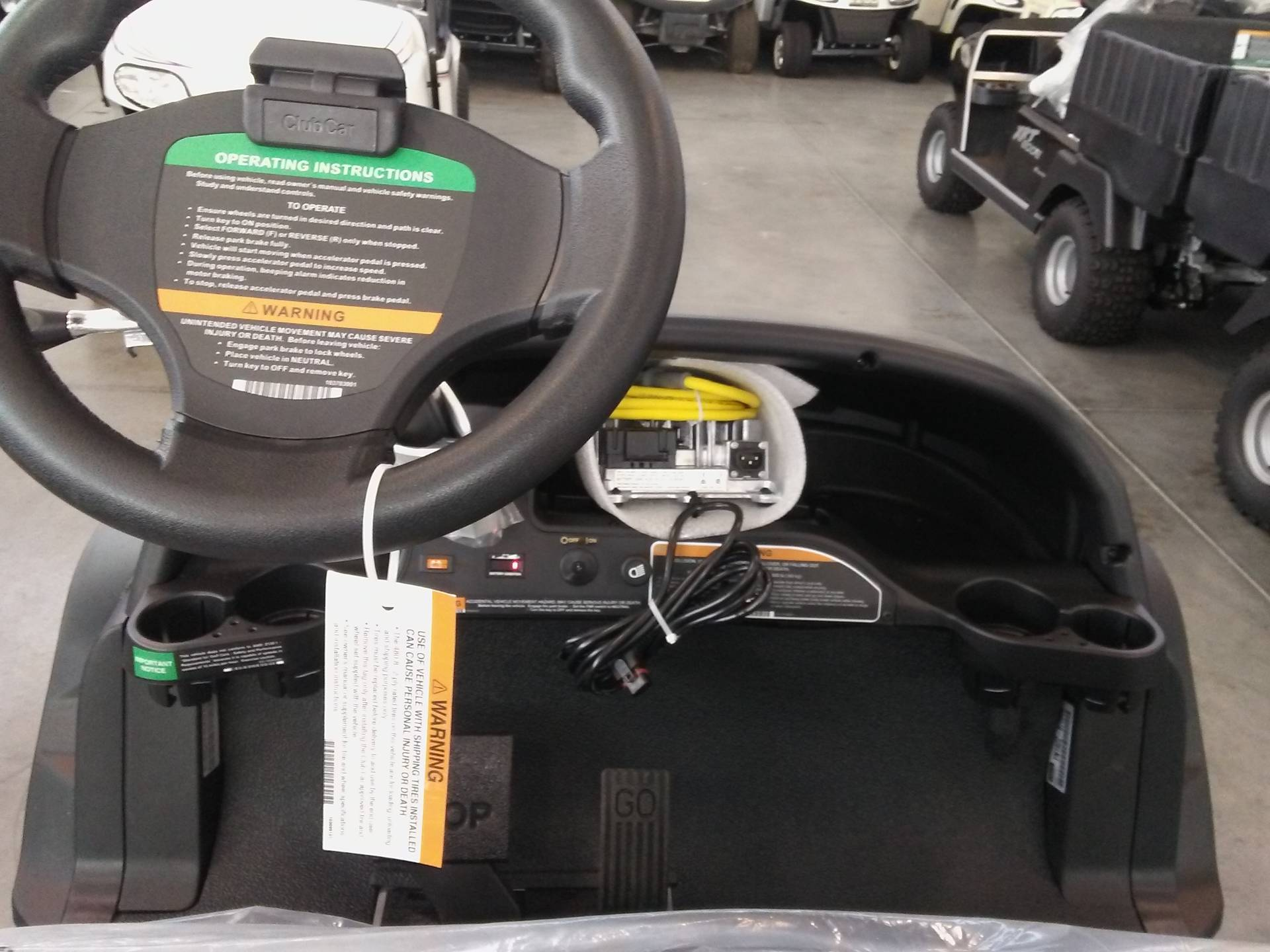 2019 Club Car Onward Lifted 4 Passenger Electric in Lakeland, Florida - Photo 6